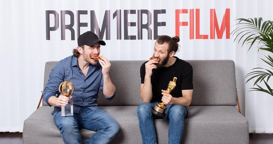 Aldo Iuliano - Vincitore Globi D'oro 2018 e Chris Overton - Vincitore Best Live Action short film Oscar 2018