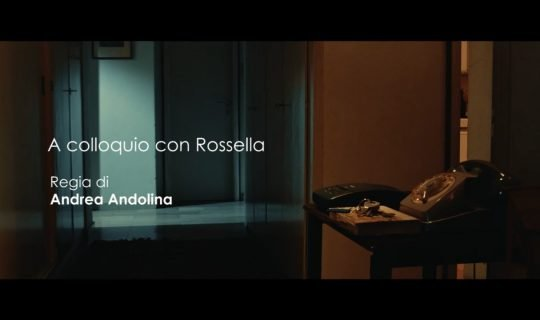INTERVIEW WITH ROSSELLA